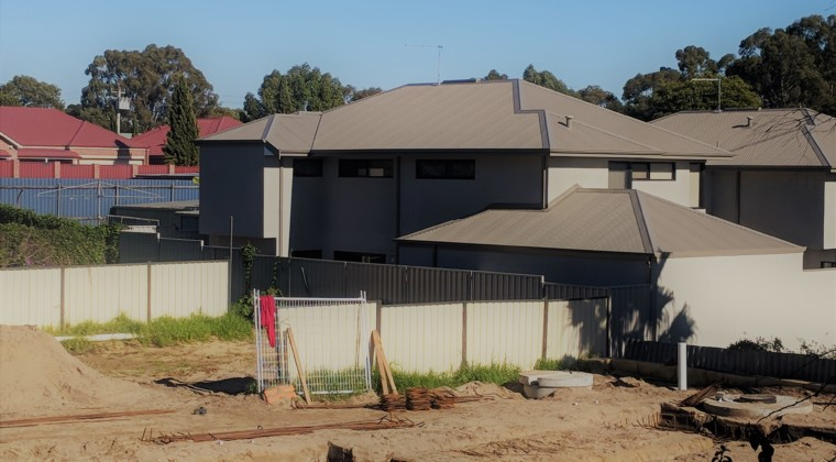 Great Northern Hwy Building Setout and Boundary Survey